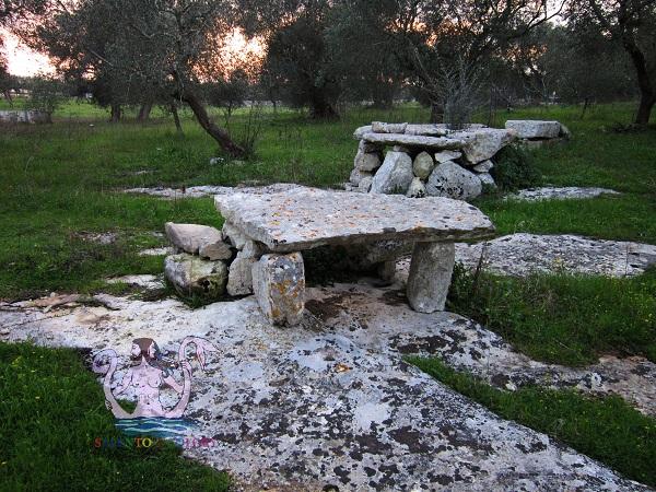 dolmen caroppo