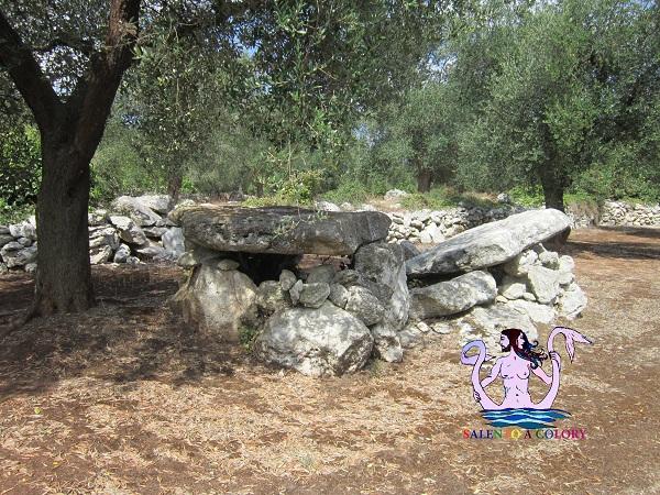 dolmen grassi a giurdignano