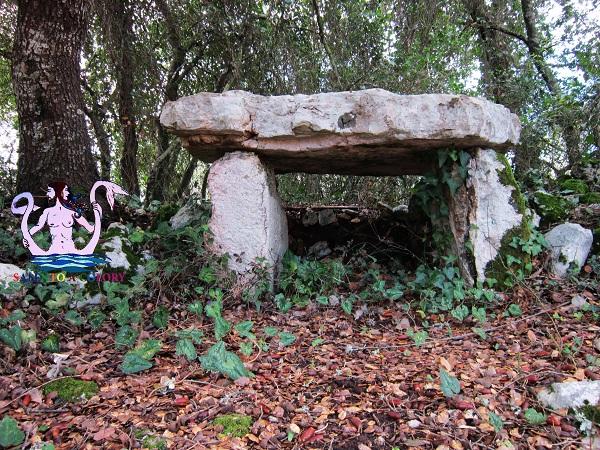 dolmen piedi grandi