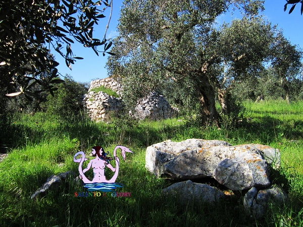 dolmen pozzelli