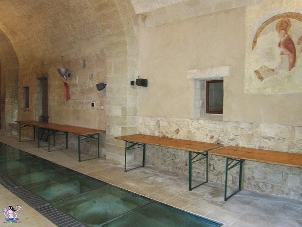 frantoio palazzo baronale di castrignano