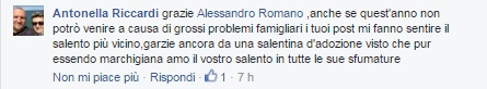 commento salento a colory