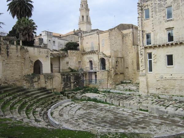 teatro romano a Lecce