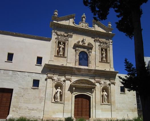 chiese di Lecce
