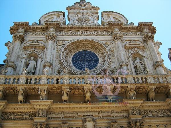 chiesa di Santa Croce a Lecce