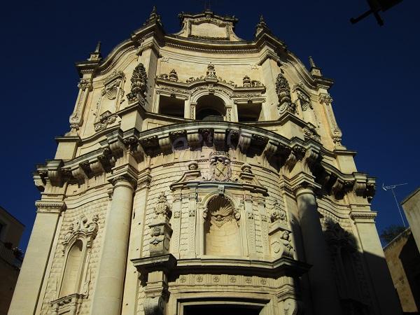 chiesa di san matteo a lecce