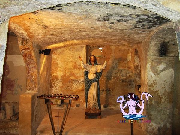 Santa Maria del pesco, murge tarantine
