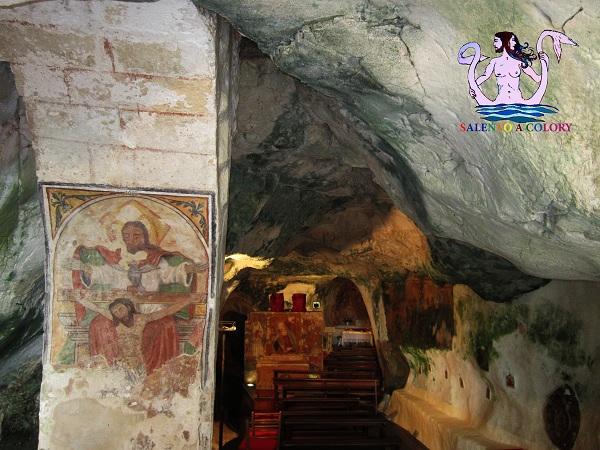 cripta del Crocifisso di ruffano