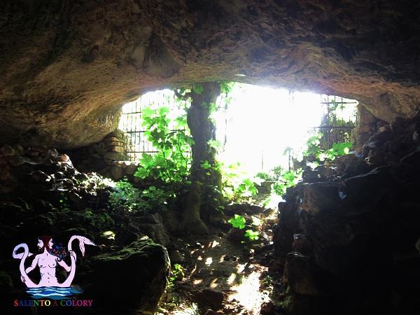 cripta della Trinità