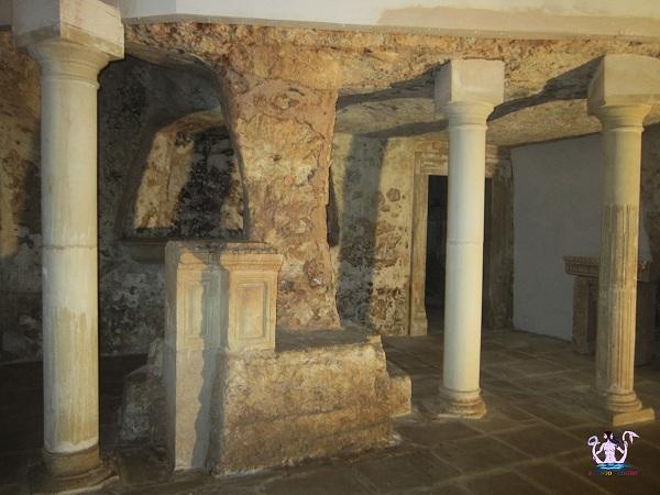 cripta di sant'onofrio a castrignano