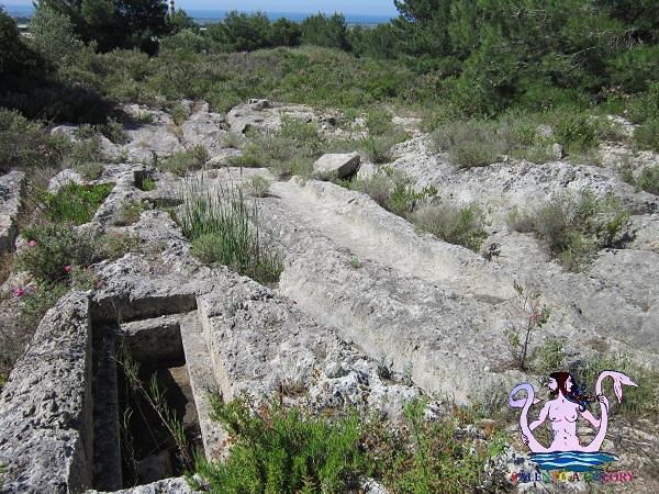 necropoli eneolitica di statte