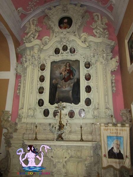 chiesa di san lorenzo a lizzanello