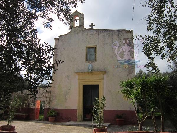 chiesa santa elisabetta valle della cupa