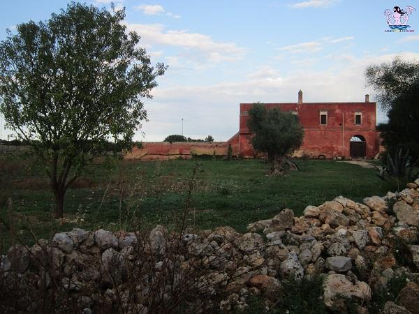casa rossa a san marzano