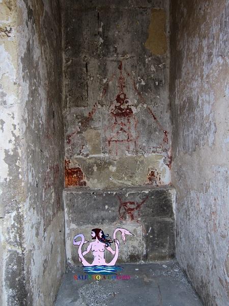 I templari nel salento for Interno della torretta vittoriana