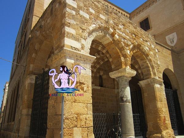 portico dei templari