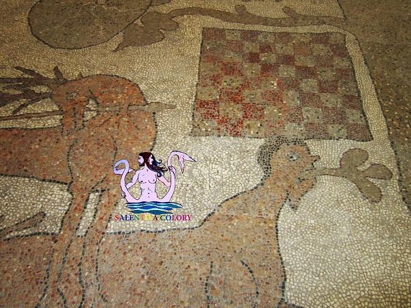 templari nel mosaico
