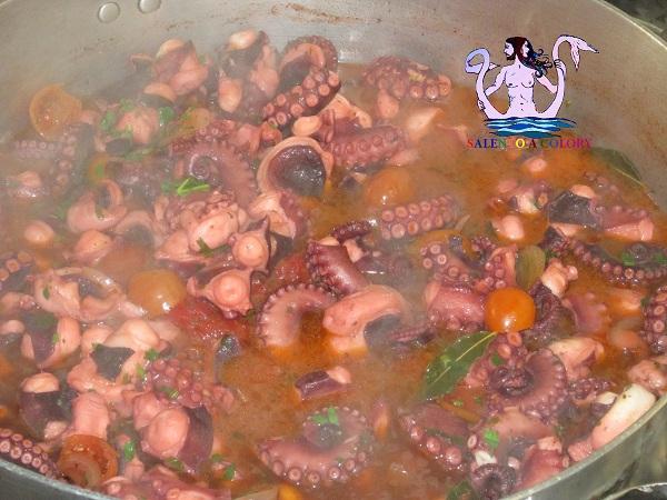 zuppa di polpo