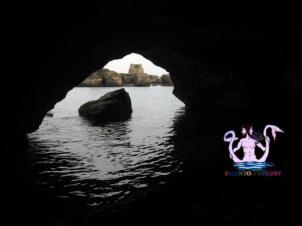 grotta a roca vecchia