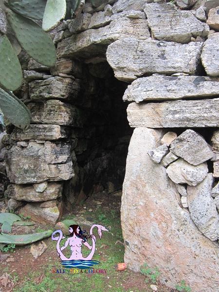 dolmen presunto