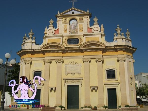 chiesa di san quintino ad alliste