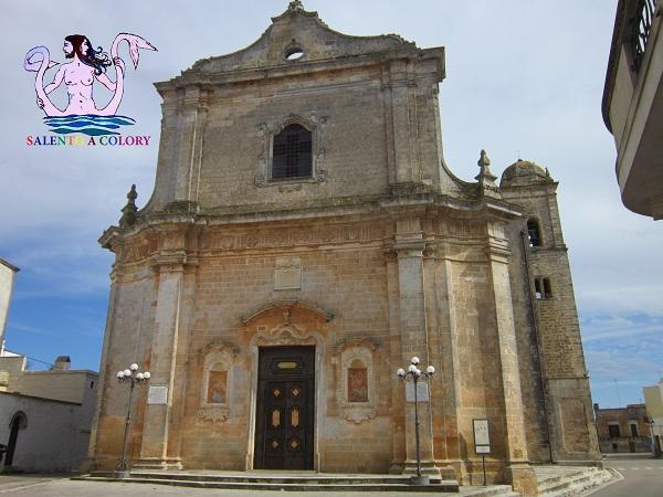 chiesa matrice di diso