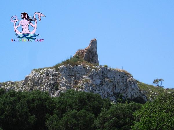 torre andrano, costa a sud est