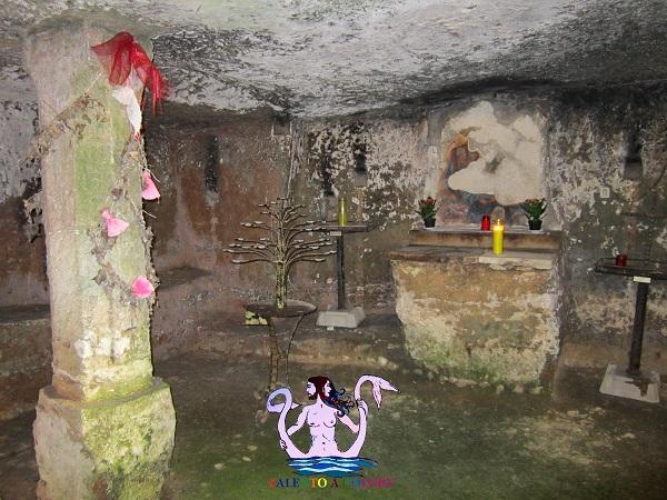 19 cripta dello Spirito Santo