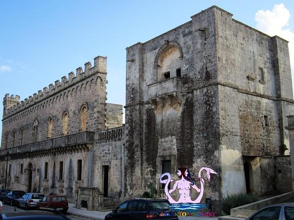 marittima palazzo baronale e torre di alfonso