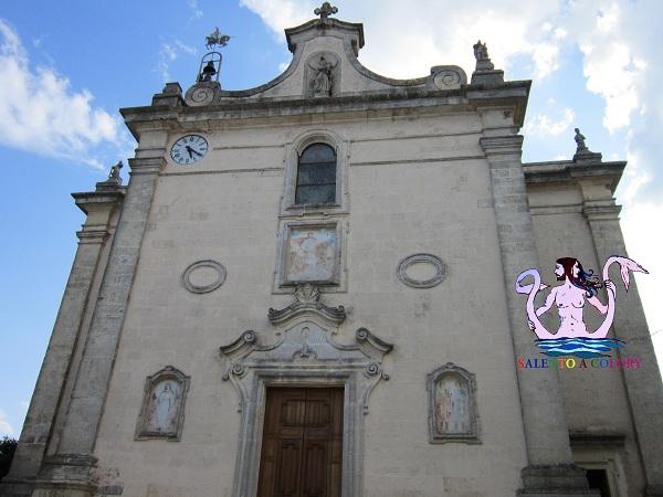 chiesa matrice di marittima