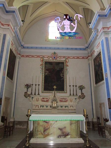 chiesa di marittima interni