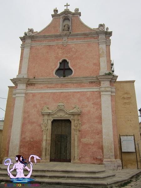 chiesa di sant'ippazio a tiggiano