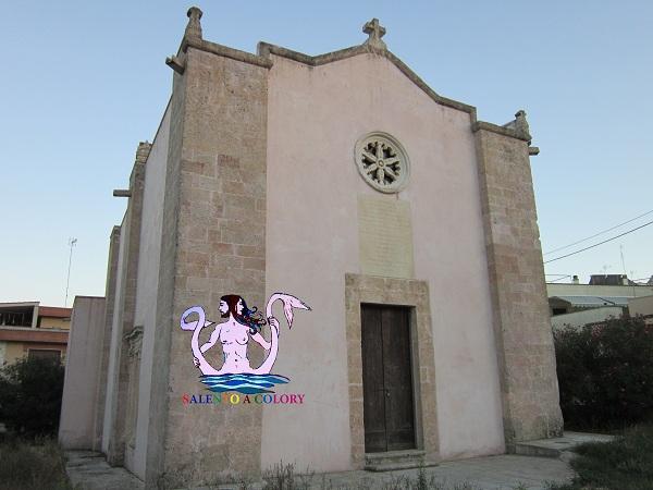 chiesa di san nicola a specchia