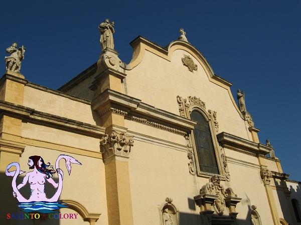 chiesa matrice di specchia
