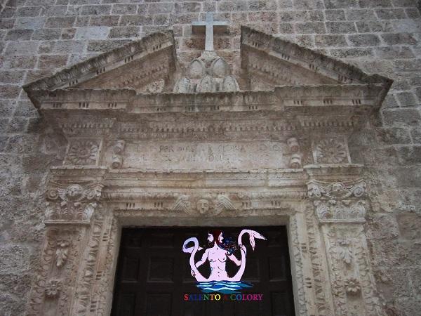 chiesa del Crocifisso a Taviano