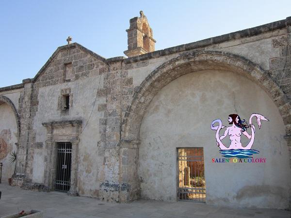 chiesa di santa marina a taviano, costa jonica