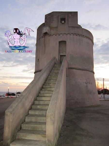 torre suda a racale, costa jonica