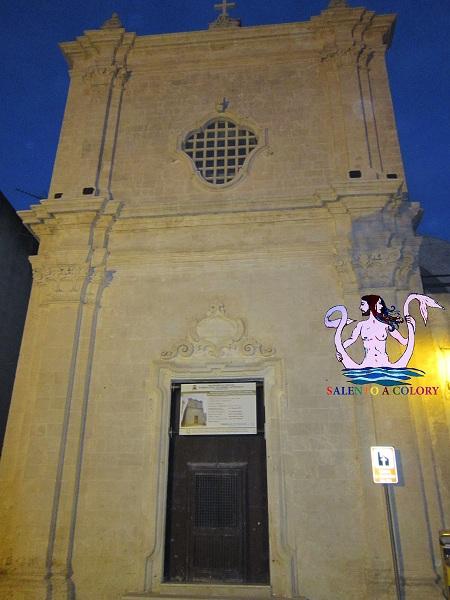 chiesa di san domenico ad andrano