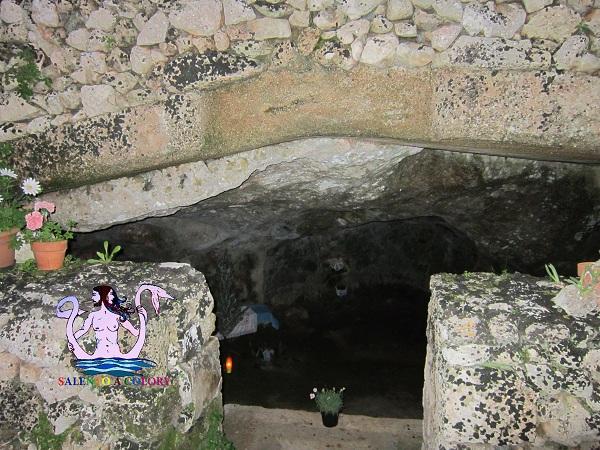 cripta dell'attarico ad andrano