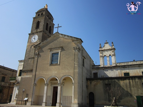 Chiesa Madonna Addolorata di Taviano
