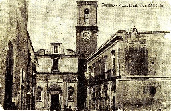 Vecchia chiesa S. Sofia Corsano