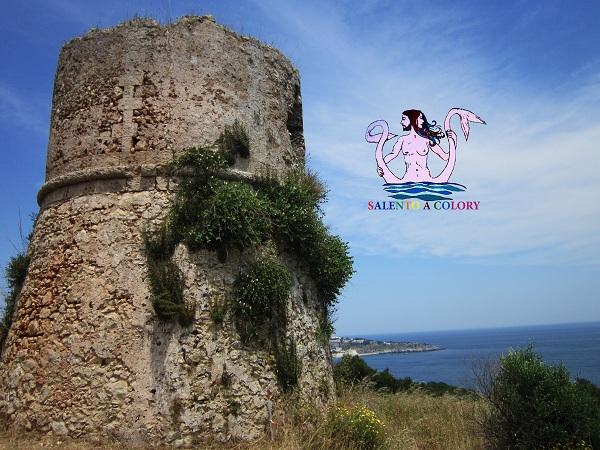 torre capo lupo, costa a sud est