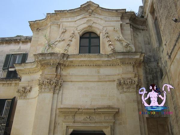 Chiesa di Santa Maria della Pace a Lecce
