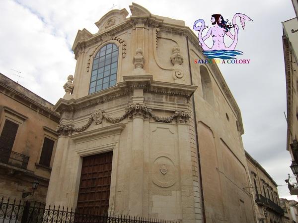 chiesa di Santa Maria della Nova a lecce