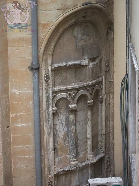 abside di Santa Croce a Lecce 2