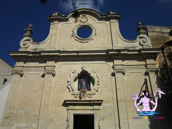 chiesa di san lazzaro a lecce