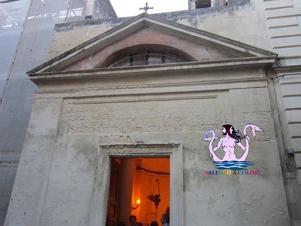 chiesa di san leucio a lecce