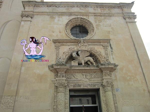 chiesa di san marco a lecce