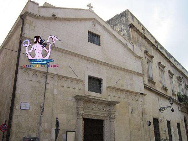chiesa di san sebastiano a lecce