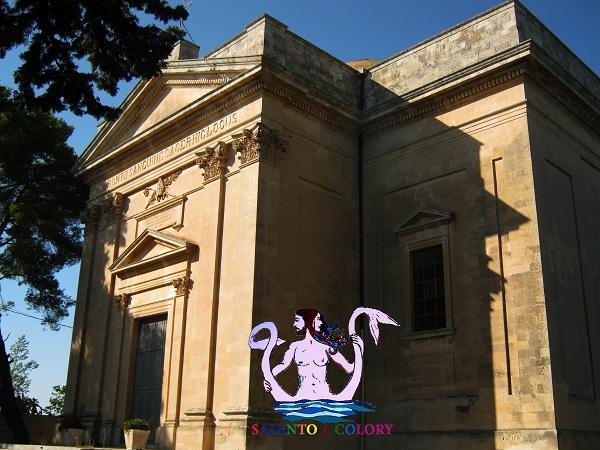 chiesa di sant'oronzo fuori le mura